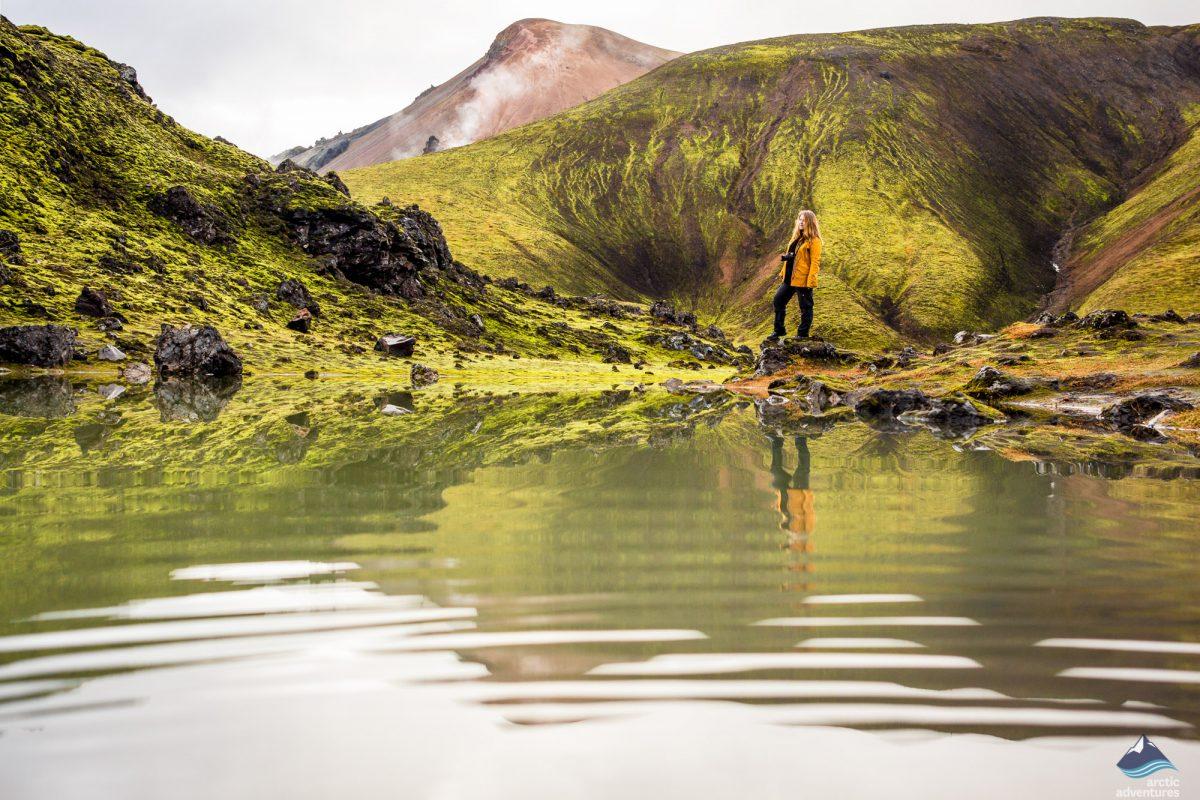 Iceland-Landmannalaugar- Laugavegur-hike-trekking-Brennisteinsalda(21)