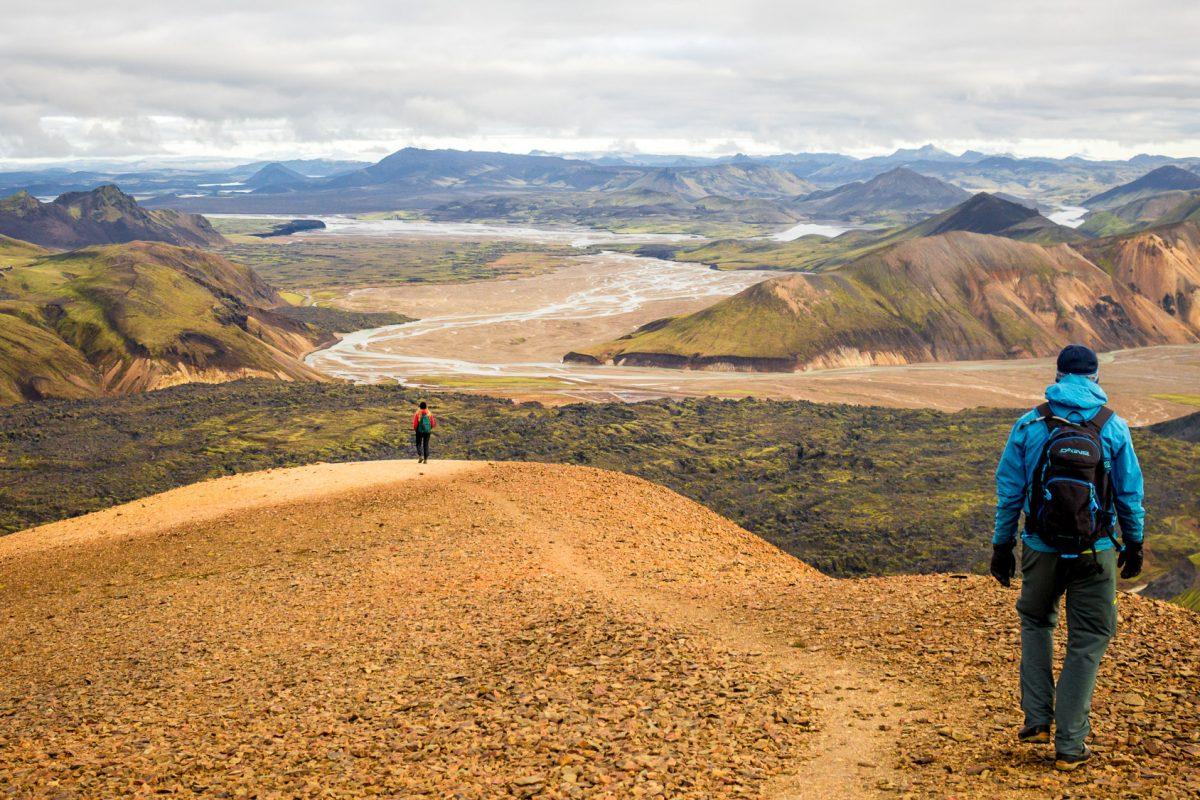 Iceland-Landmannalaugar- Laugavegur-hike-trekking (14)