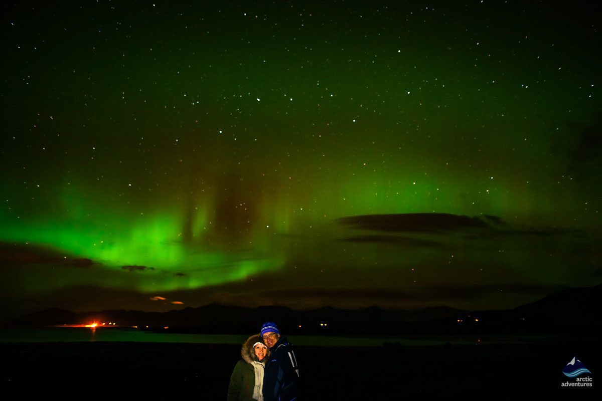 Northernlights tour Iceland