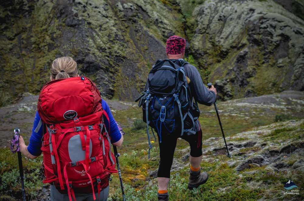 Vatnajokull-Nationalpark-Backpacking-trek