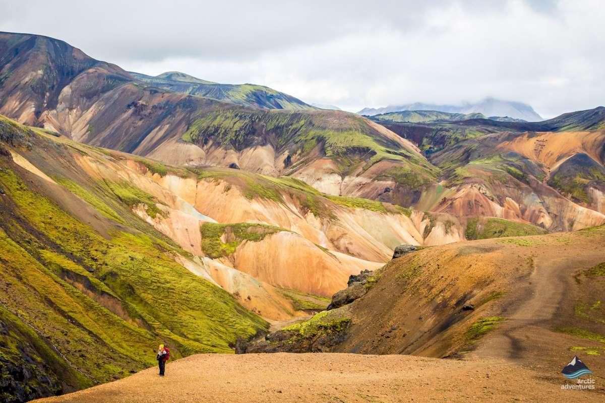 Iceland-Landmannalaugar- Laugavegur-hike-trekking (10)