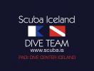 Scuba Iceland Logo