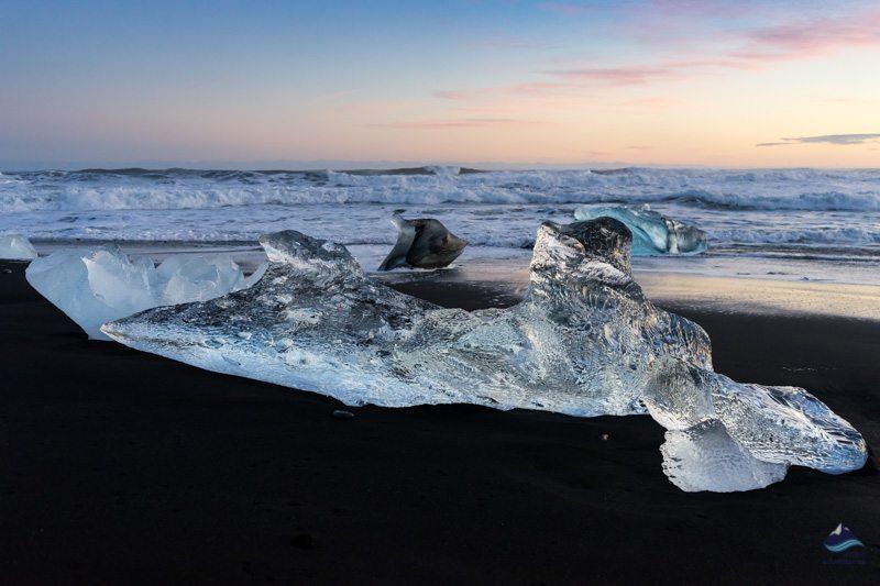 Diamond Beach South Iceland