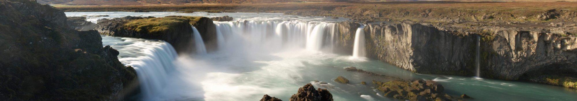 Godafoss-waterfall-Iceland-tour