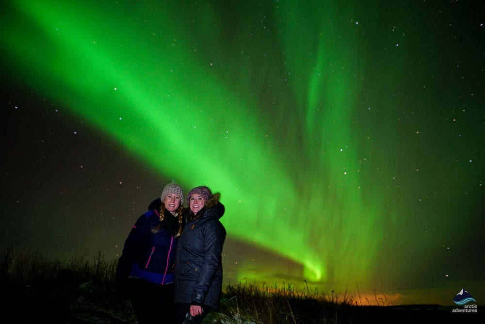 Northern lights tours Iceland