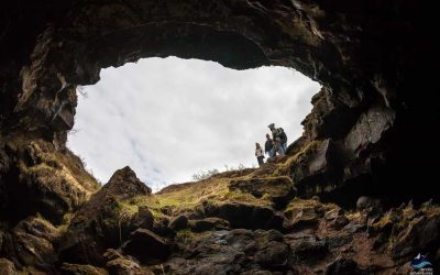 Underworld-Caving-Lava-tube-Iceland