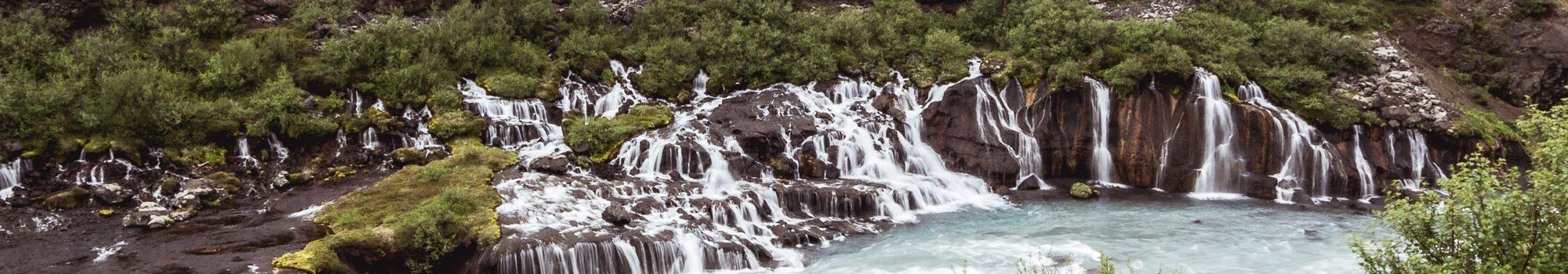 Hraunfossar-Snaefellsnes-West-Iceland-tour