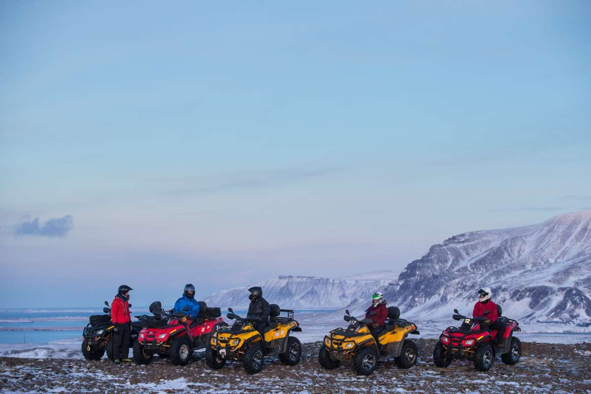 ATV ride tour Reykjavik Iceland