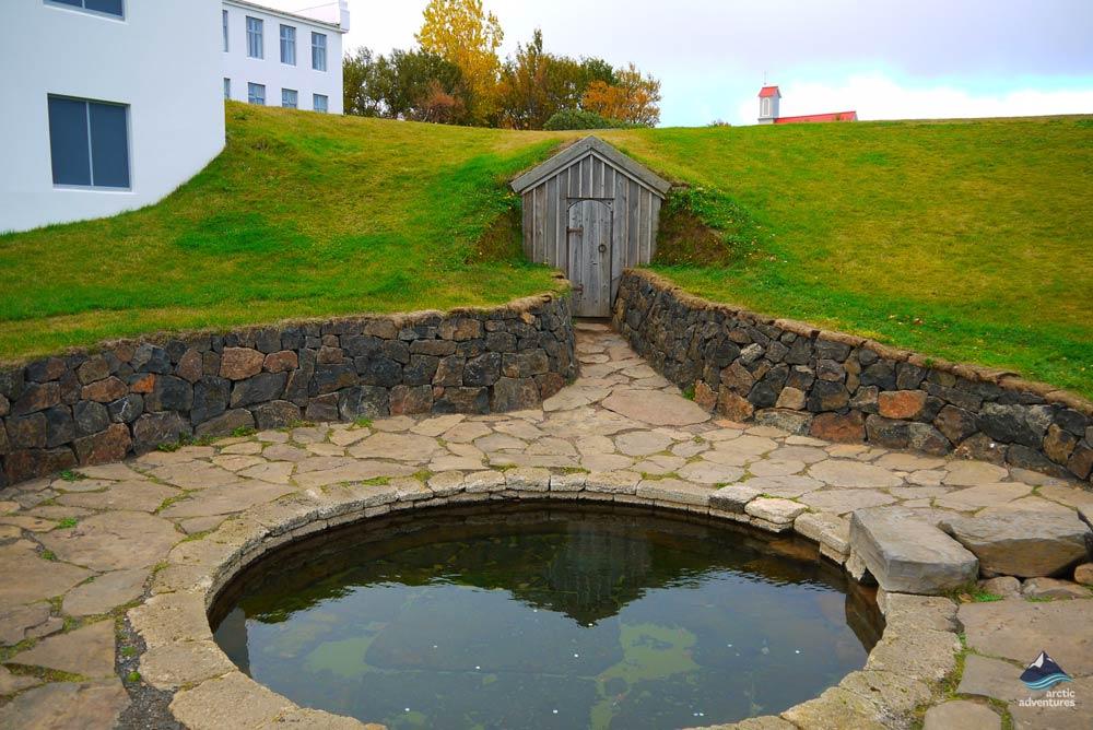 Reykholt Snorralaug Pool