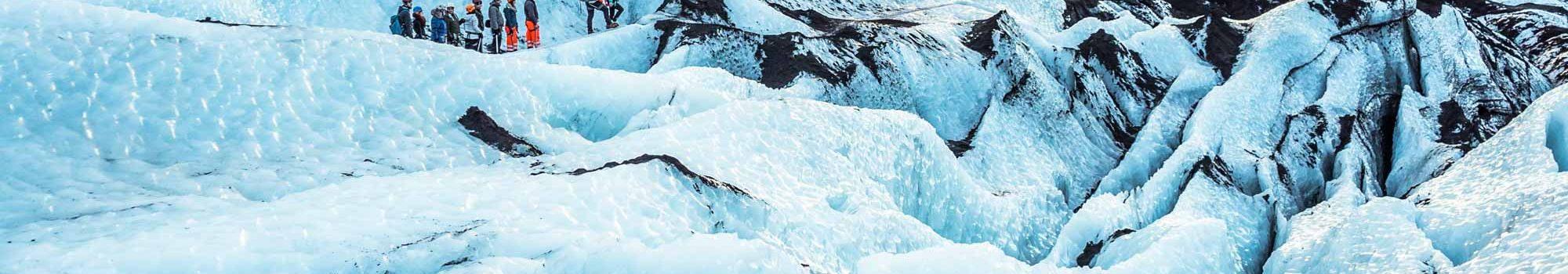 Glacier Hike Solheimajokull Iceland