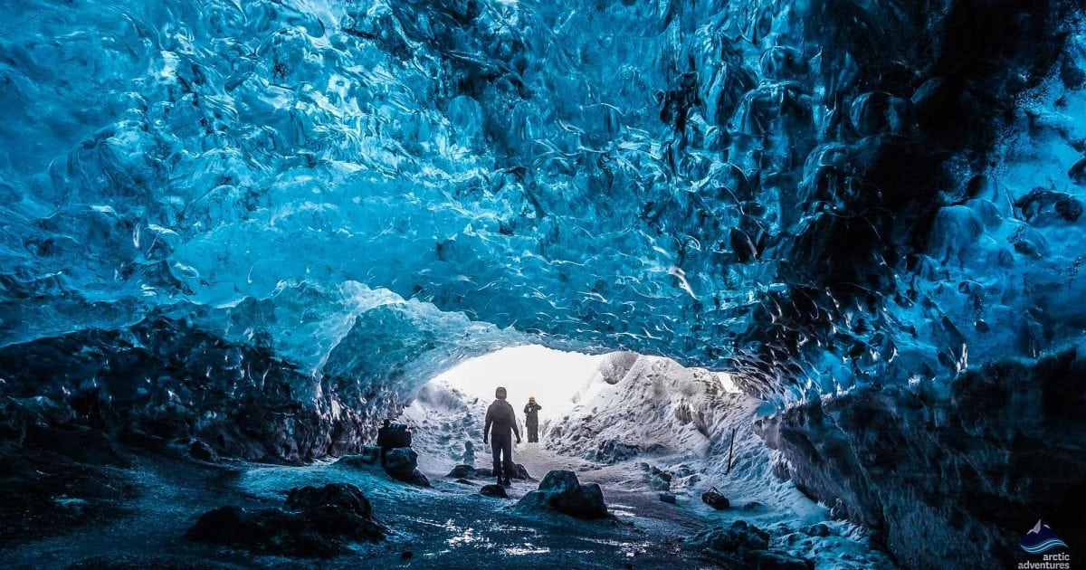 Crystal Ice Cave Tour in Vatnajökull, Iceland | Arctic ...
