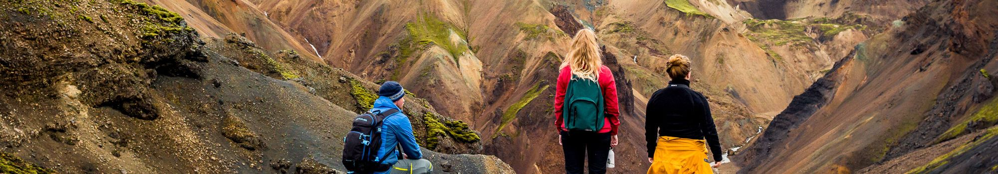 Landmannalaugar-Iceland-Laugavegur-trail-trekking