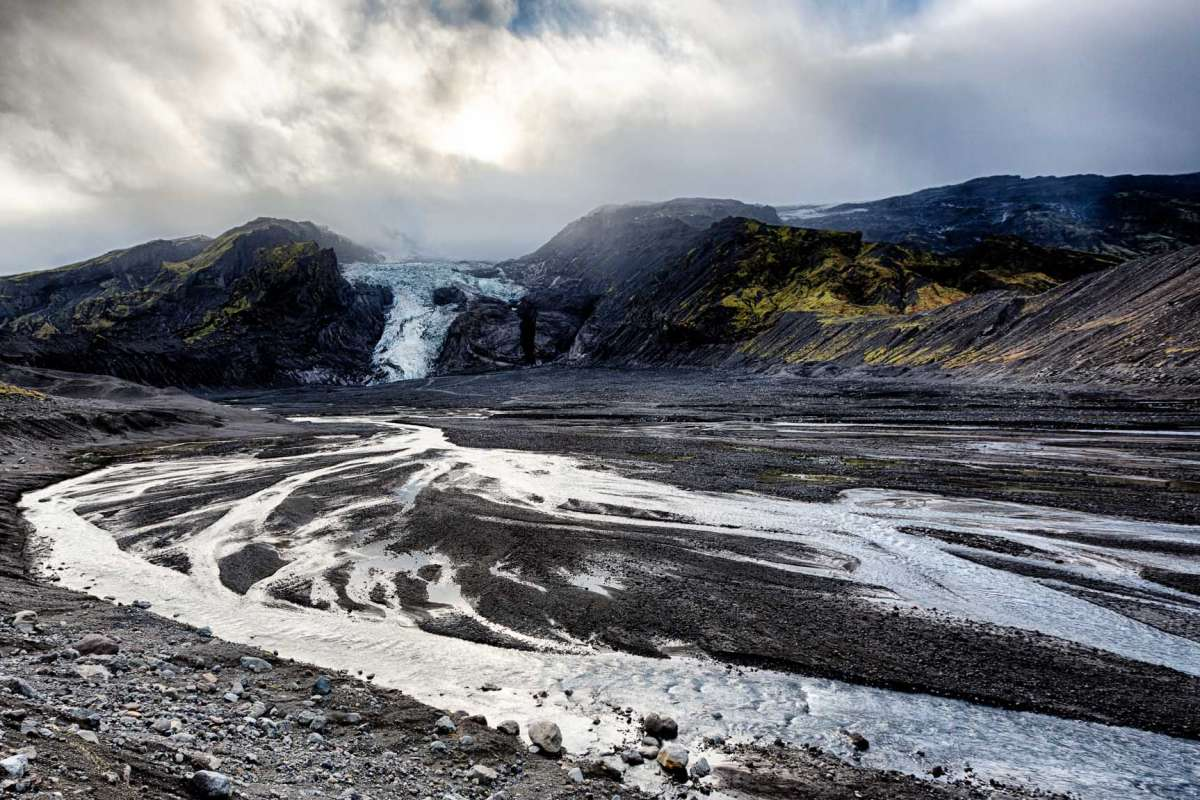 Tour Of Iceland Volcano