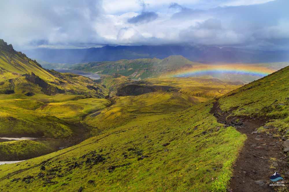 Laugavegur Trek in Iceland