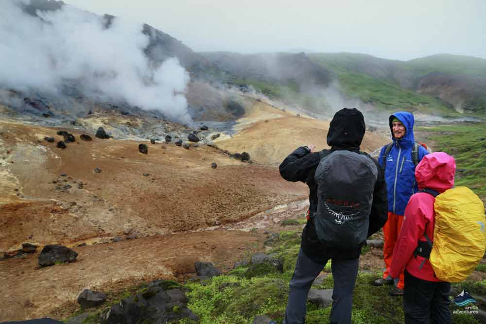Hot-spring-hiking-tour-Iceland