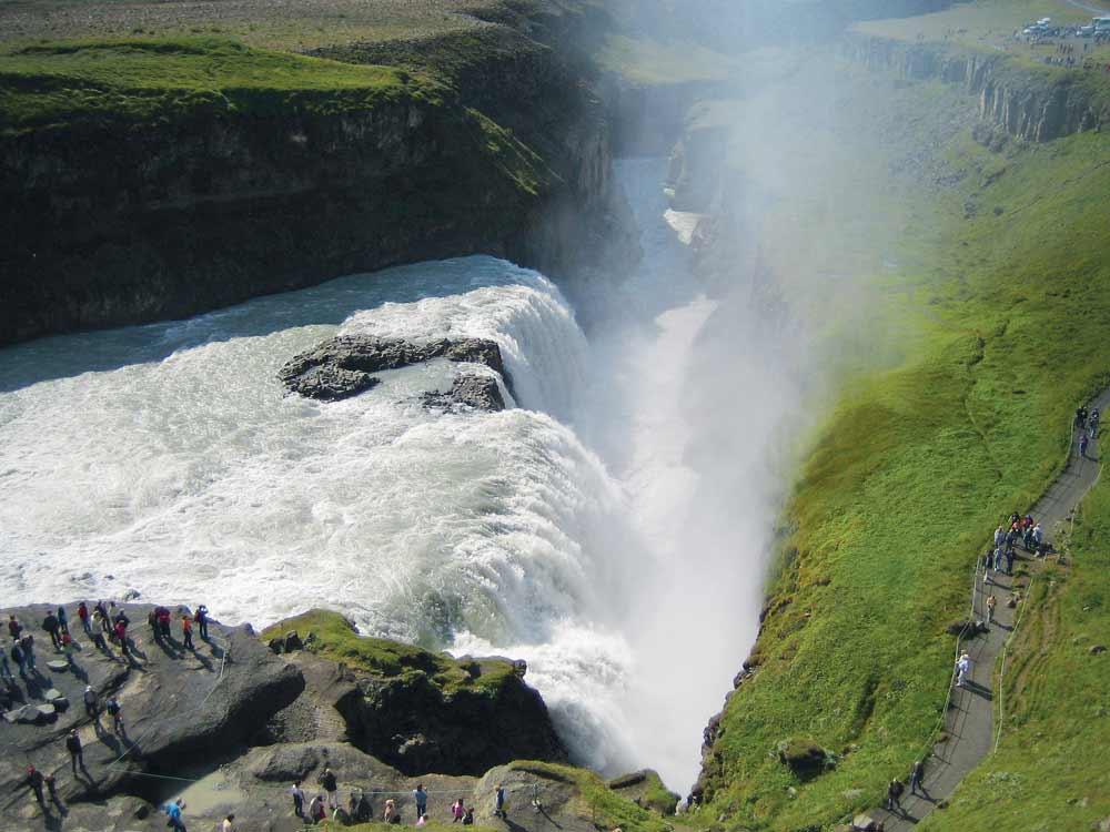 Gullfoss-Waterfall-Golden-Circle-Iceland