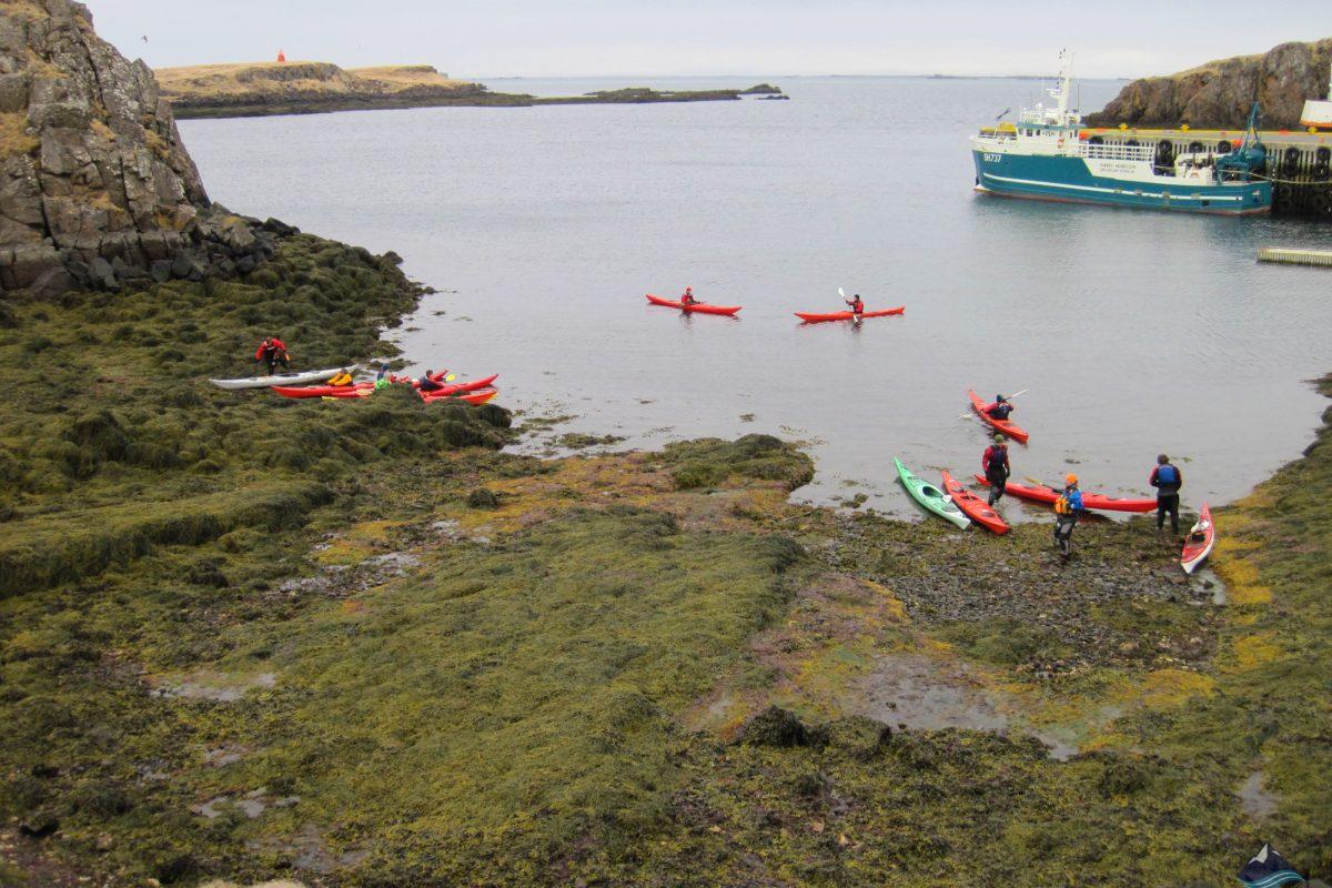 Stykkisholmur Kayaking