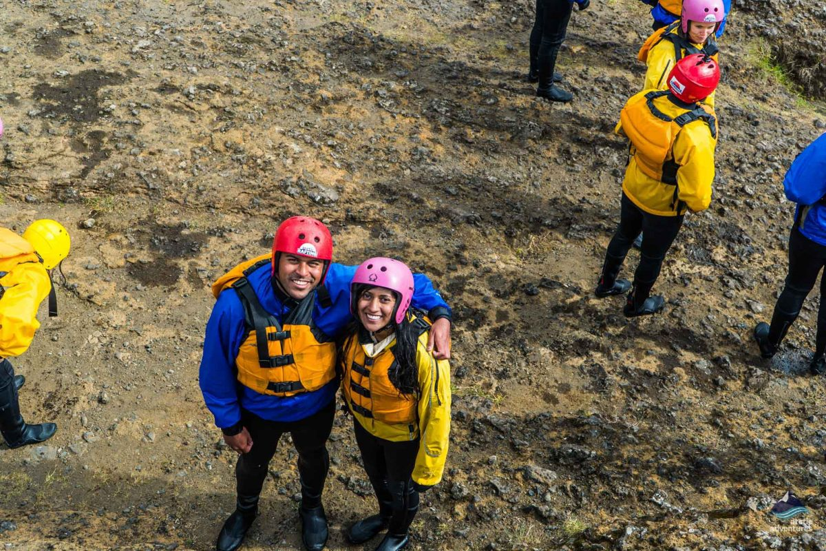 River Rafting Tour in Iceland