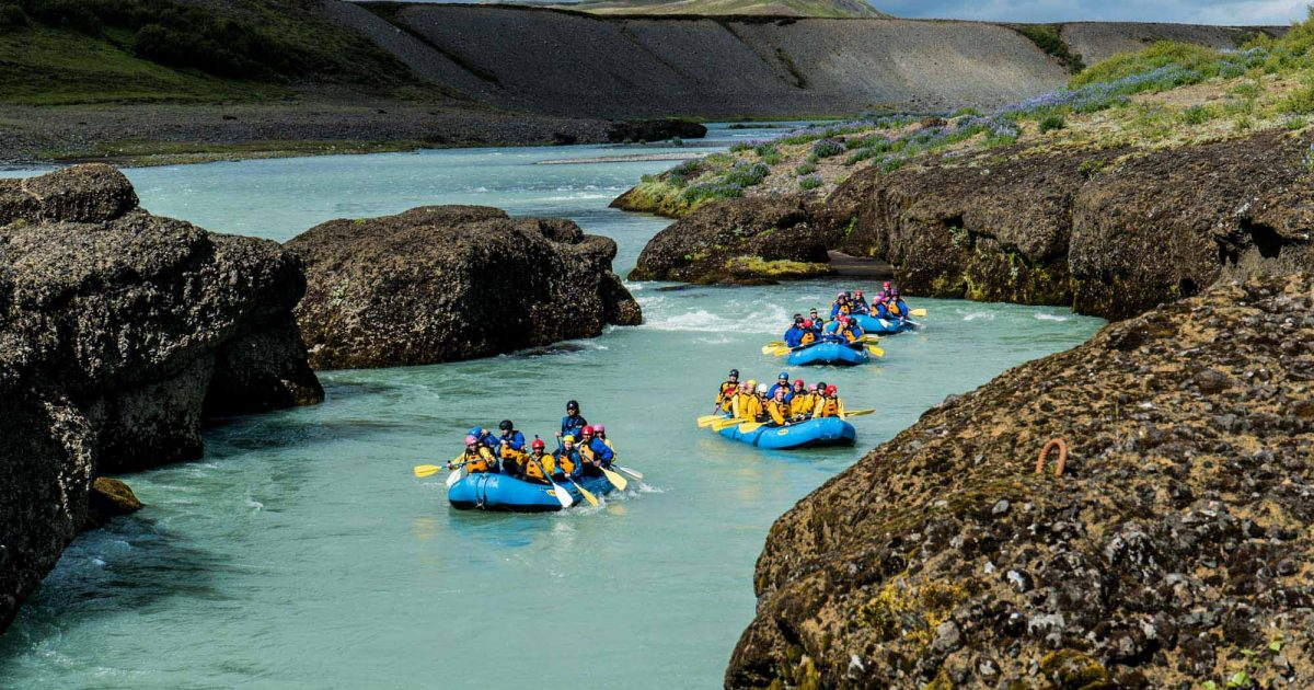 Gullfoss Canyon Rafting Tour |...