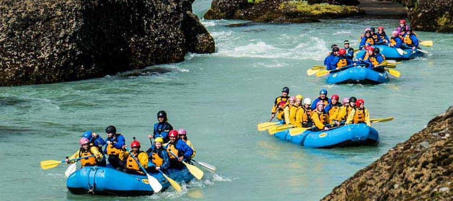 White Water Rafting Tours in Iceland | Arctic Adventures
