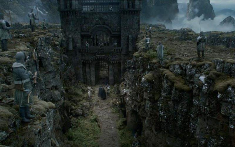 Thingvellir in Game of Thrones