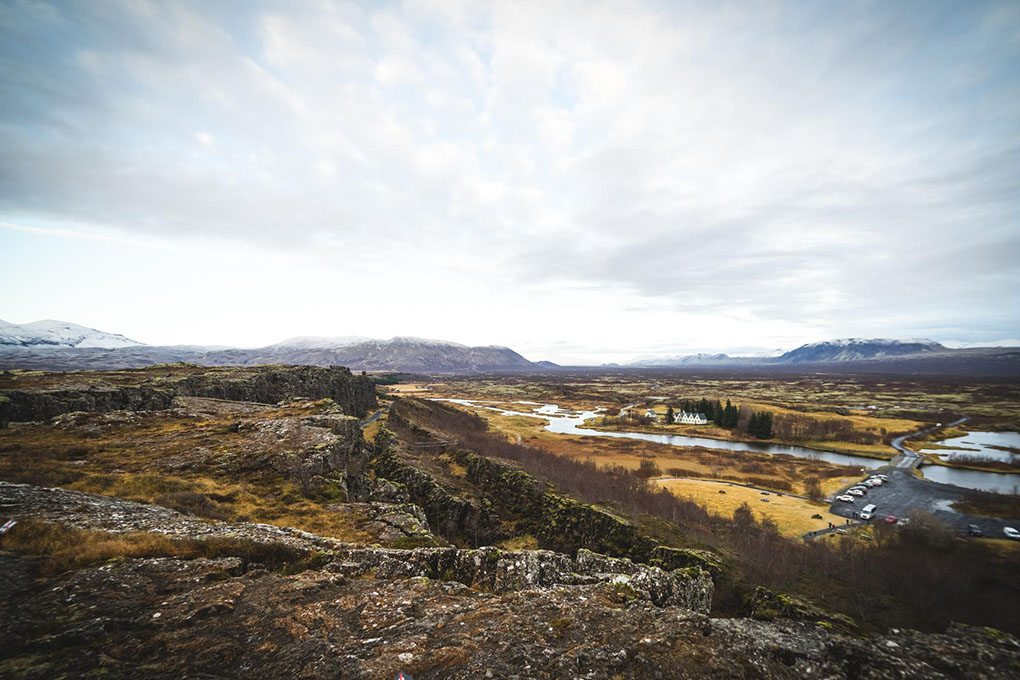 Thingvellir National Park overview