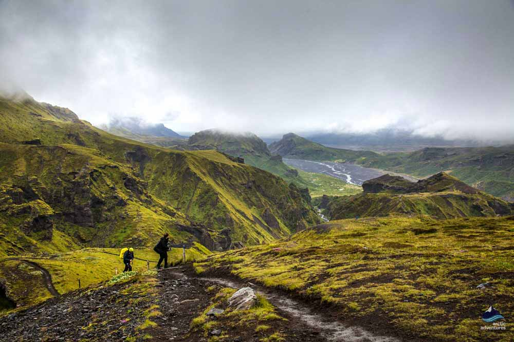 Thorsmork-volcano-hike-Iceland