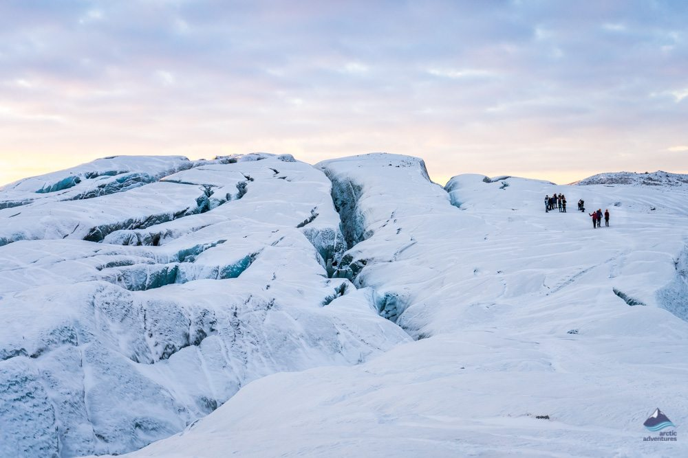 Game of Thrones filming location Svinafellsjokull