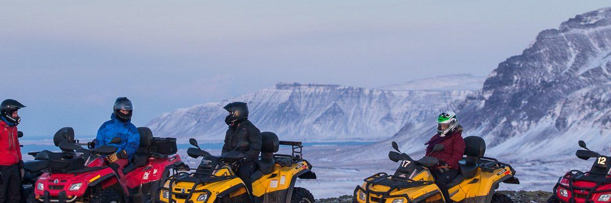 atv tour in iceland