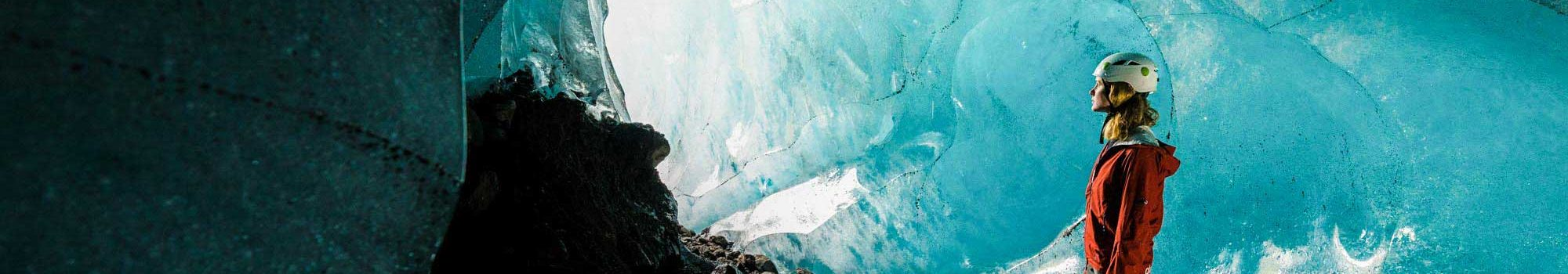 Into the Glacier tour Iceland