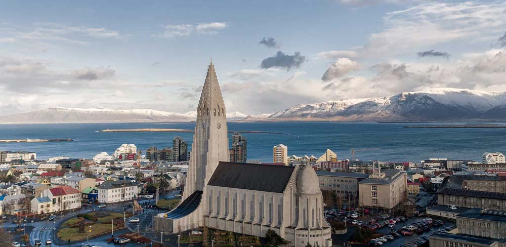 City of Reykjavik - Hallgrimskirkja