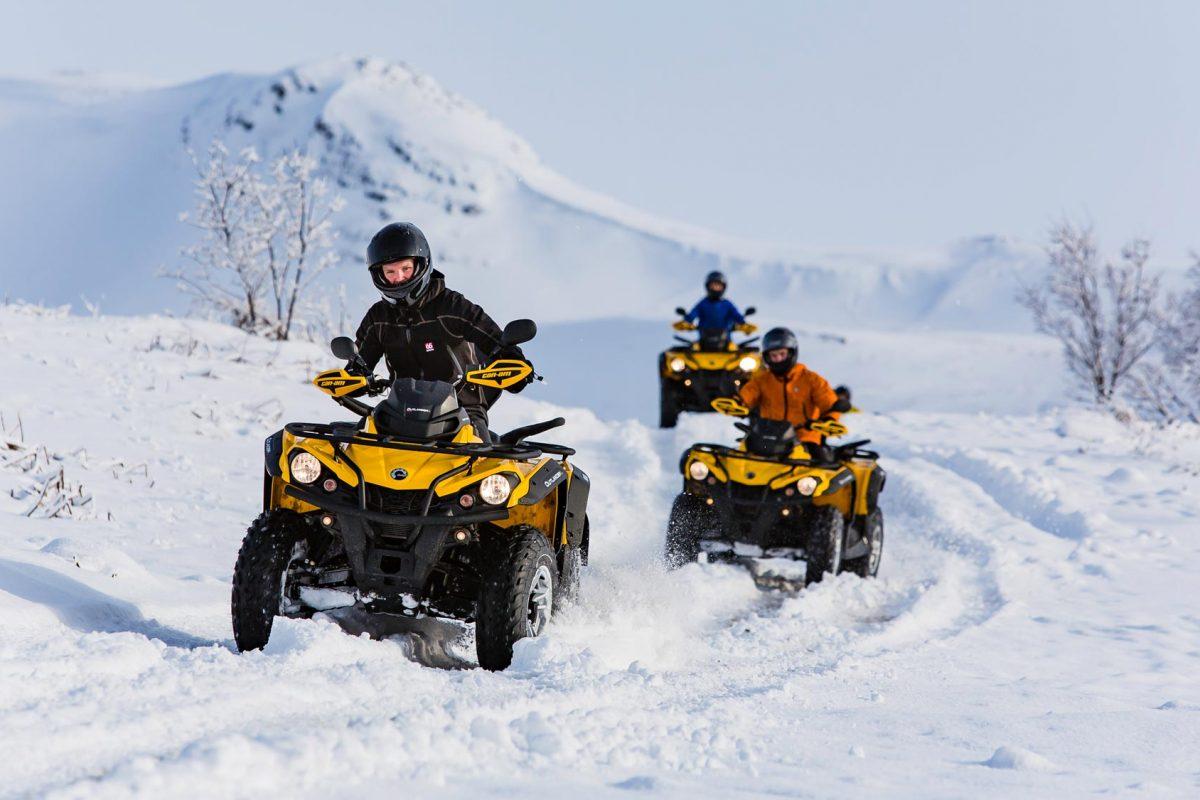 ATV - Mountain Ride Safari
