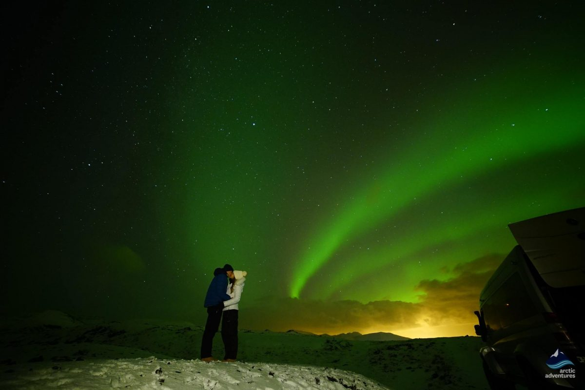 Iceland Northern Lights Super Jeep Tour Arctic Adventures