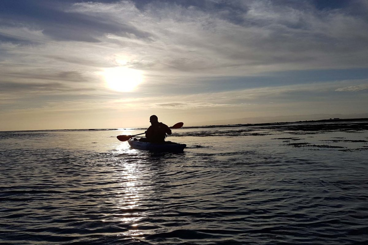 Sea Kayaking Adventure in Iceland