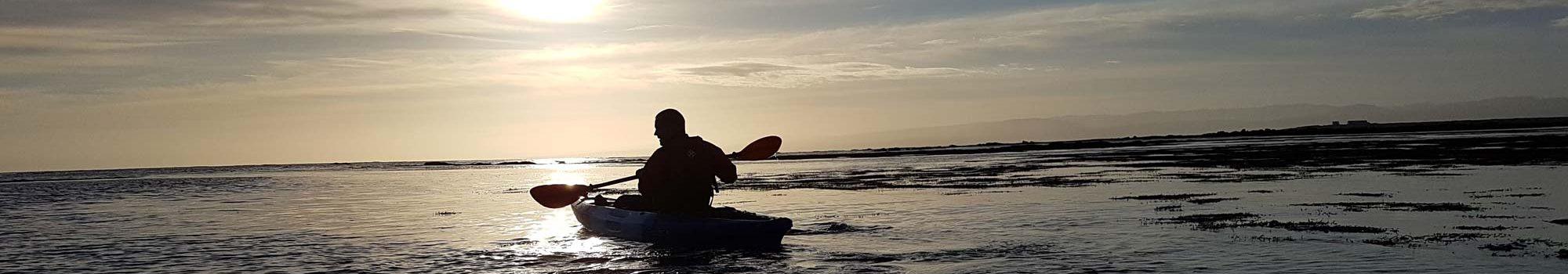 Sea Kayaking Adventure in Iceland