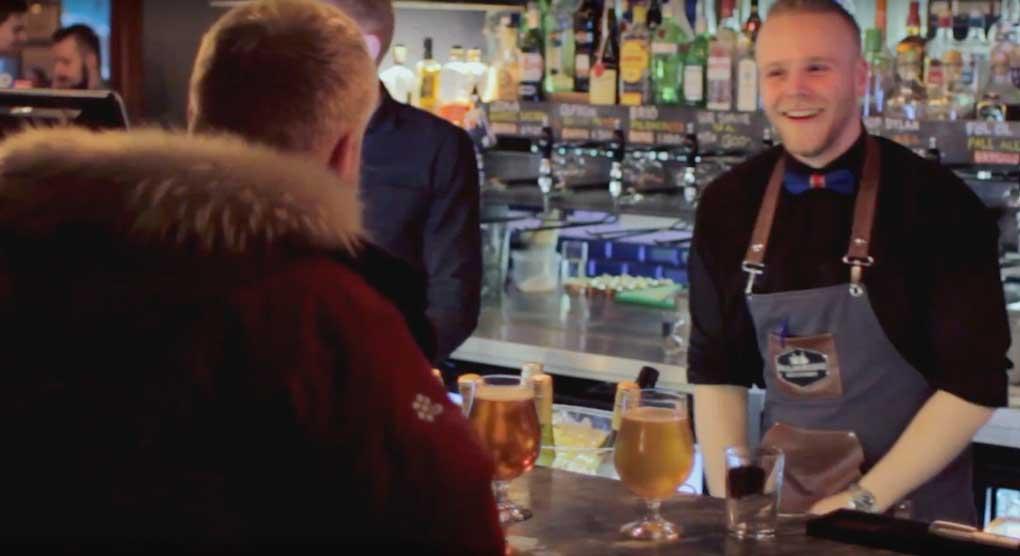 Beer Tour in Reykjavík, Iceland