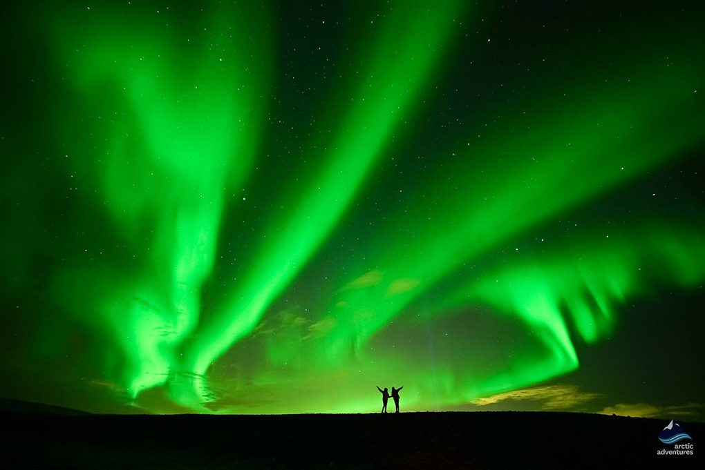 Advanced Northern Lights Selfies