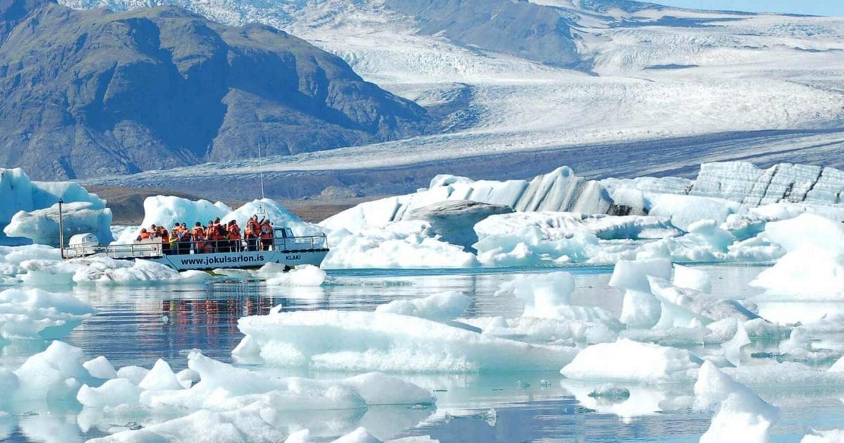 Jokulsarlon Amphibian Boat Tour Day Tours Arctic