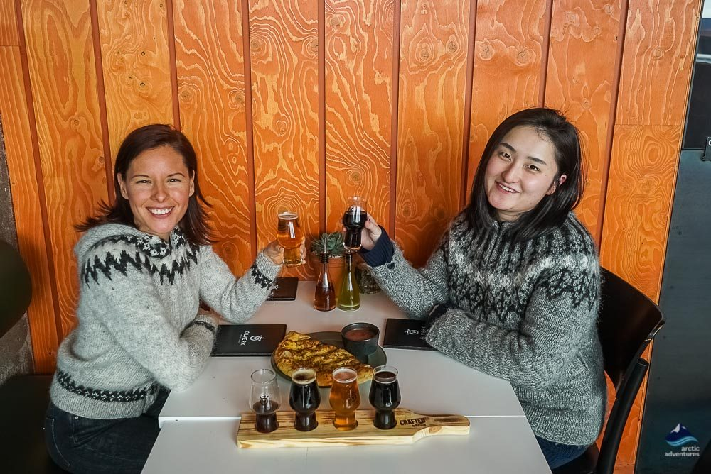 Golden Circle Food Tour in Iceland