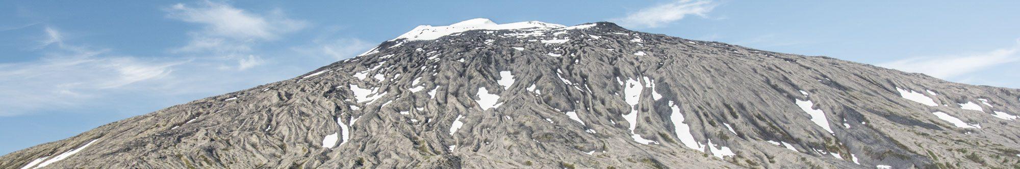 Snaefellsjokull Glacier in Iceland