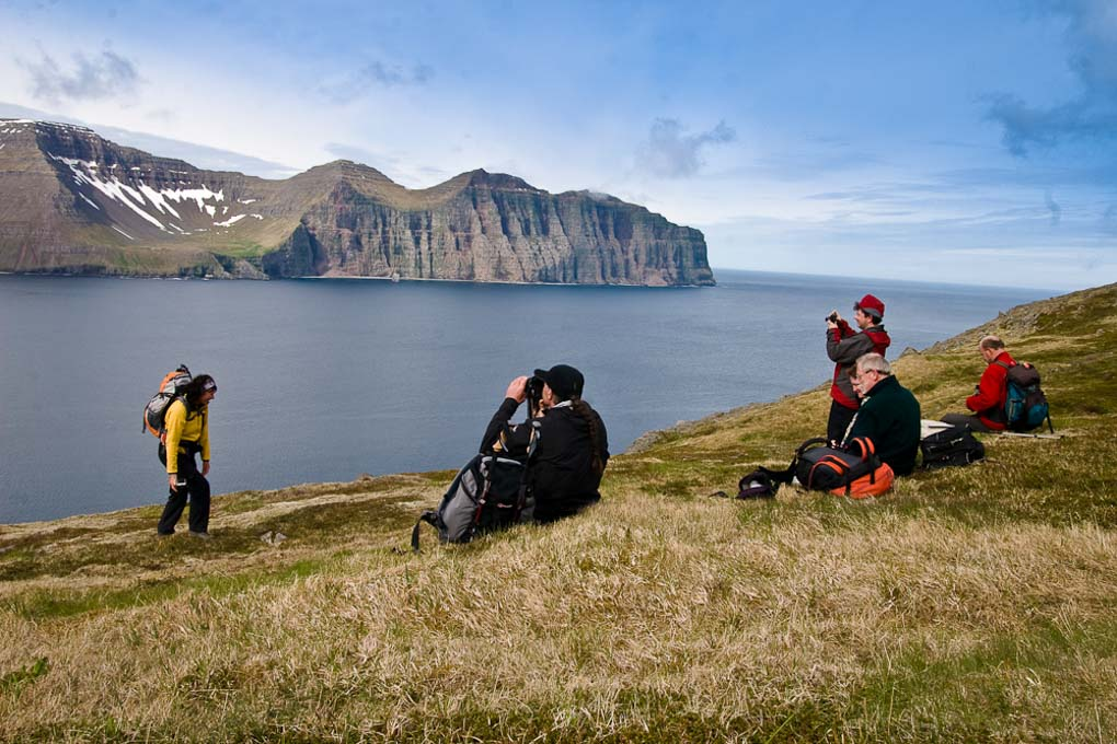 Westfjords Hiking paradise Iceland