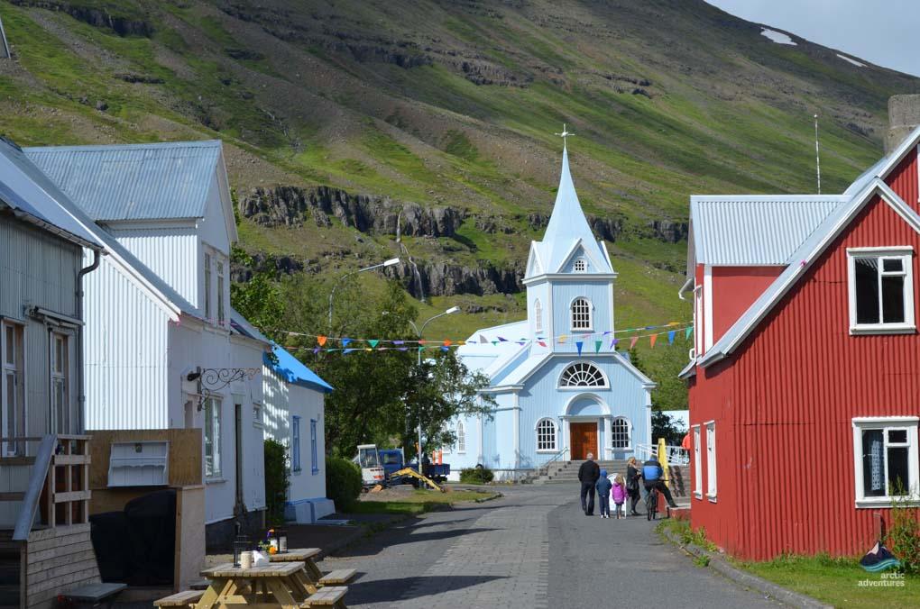 Seydisfjordur Iceland