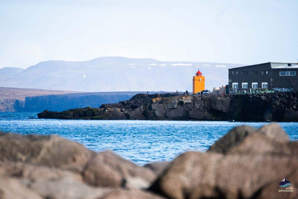 Reykjanes Lighthouse Iceland