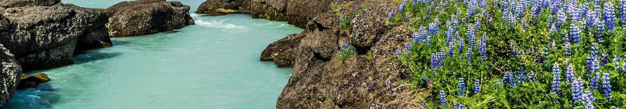Hvita River Iceland