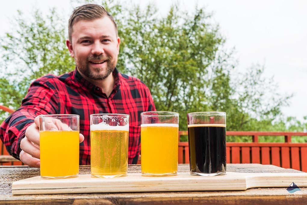 Icelandic Beer Tasting Tour
