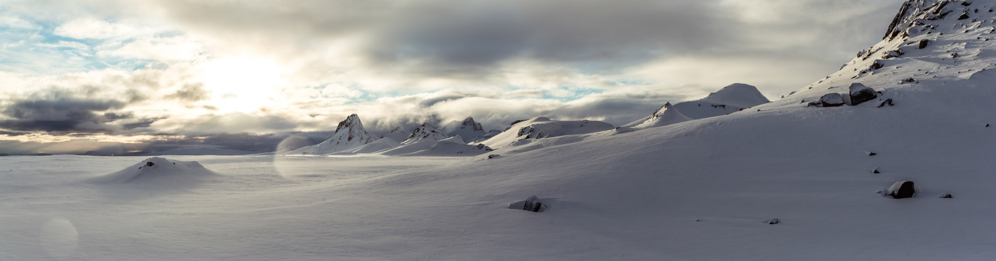 Glacier Langjokull