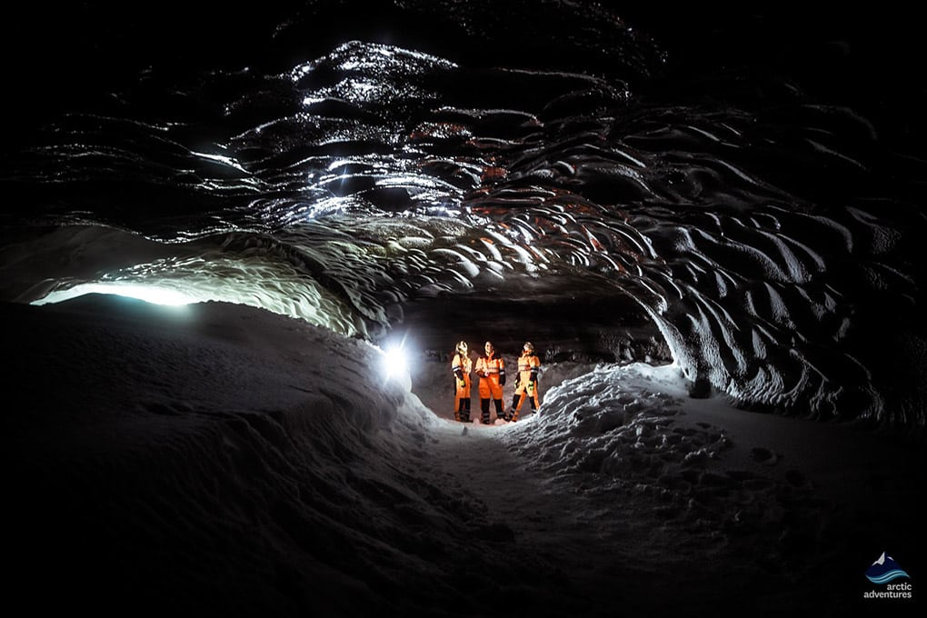 Langjokull Ice Cave 2017