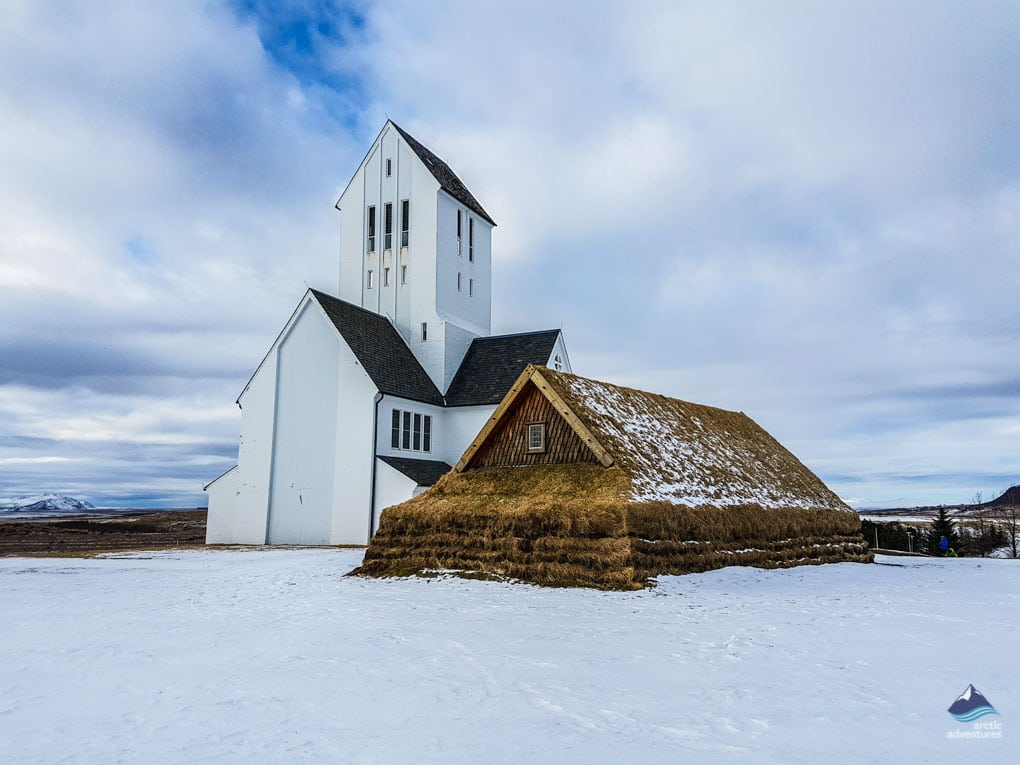 Skálholt Church in Iceland