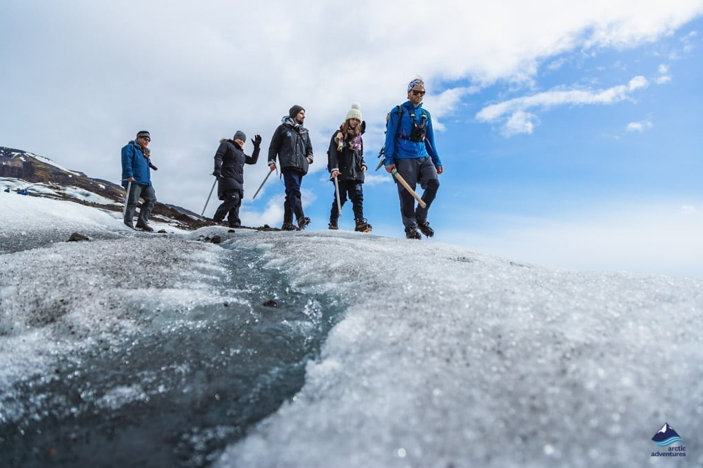 Glacier Hiking Adventure