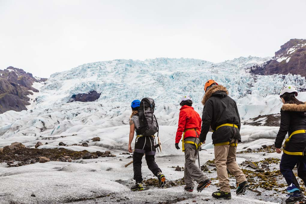 Glacier Explorer Tour in Iceland